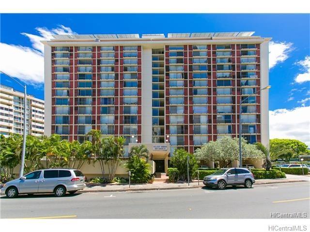 Holiday Manor condo #PH3, Honolulu, Hawaii - photo 1 of 25