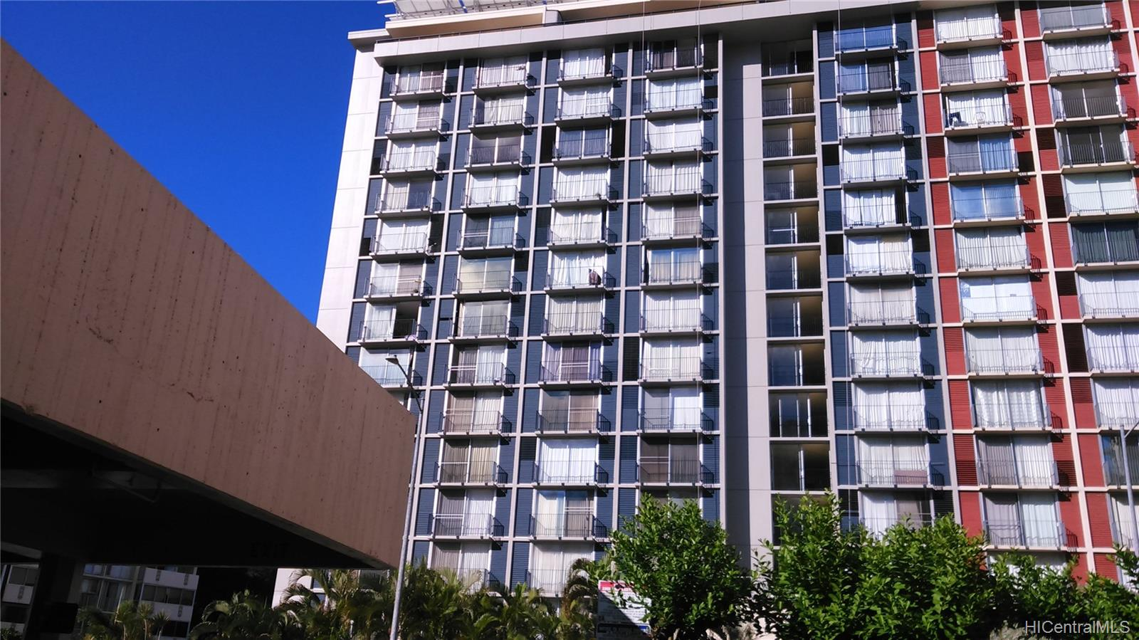 Holiday Manor condo #1301, Honolulu, Hawaii - photo 1 of 12