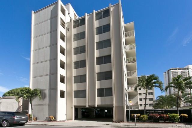 Holiday Terrace condo #303, Honolulu, Hawaii - photo 1 of 12