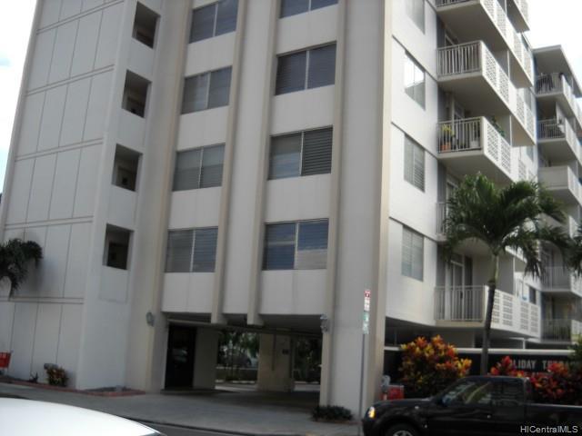 Holiday Terrace condo #501, Honolulu, Hawaii - photo 1 of 8