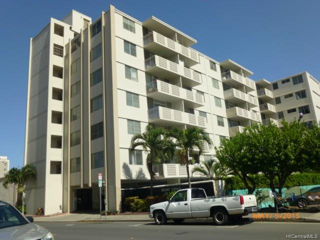 Holiday Terrace condo #601, Honolulu, Hawaii - photo 1 of 9