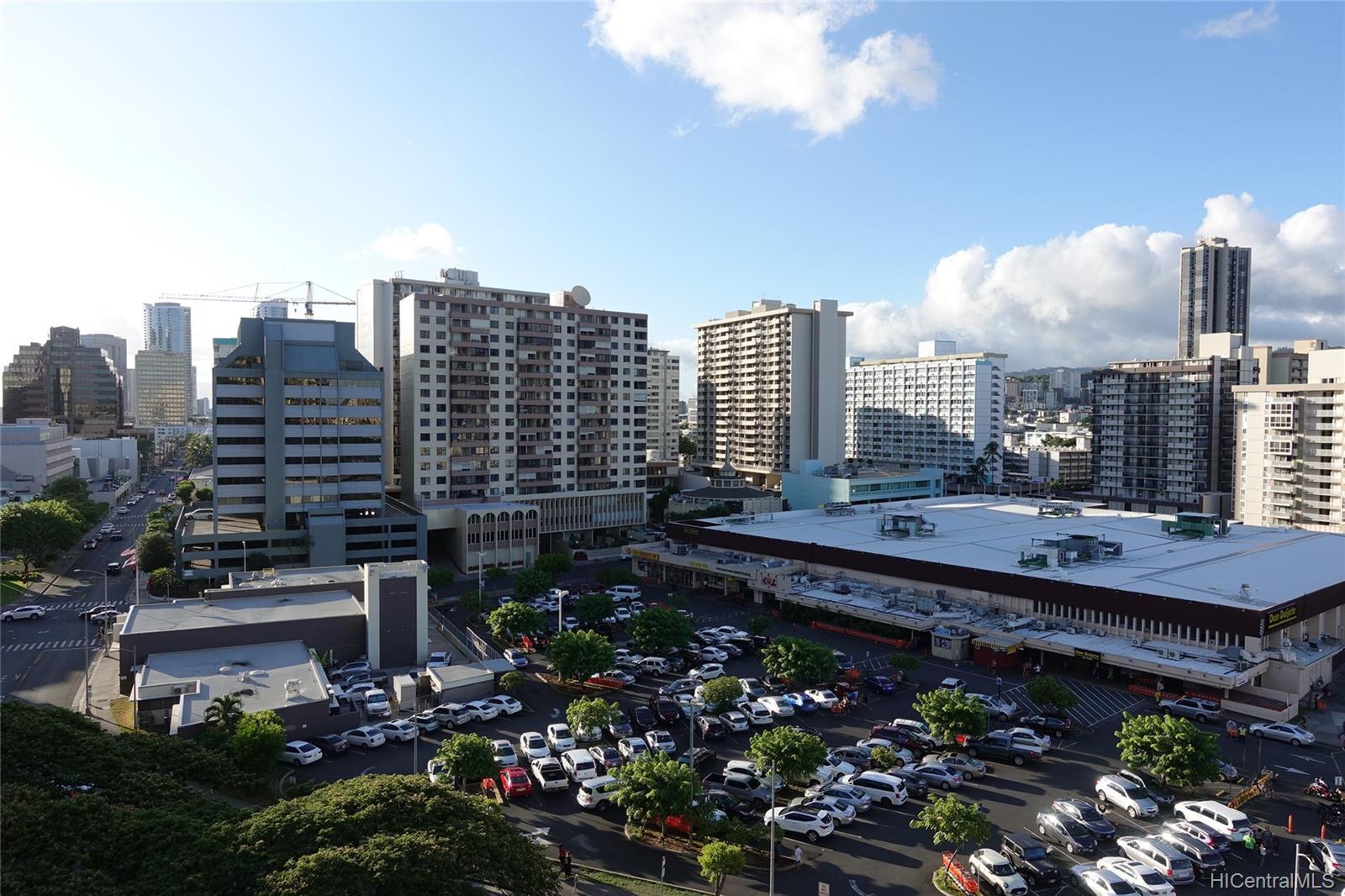 Kapiolani Manor condo # 1102, Honolulu, Hawaii - photo 23 of 24