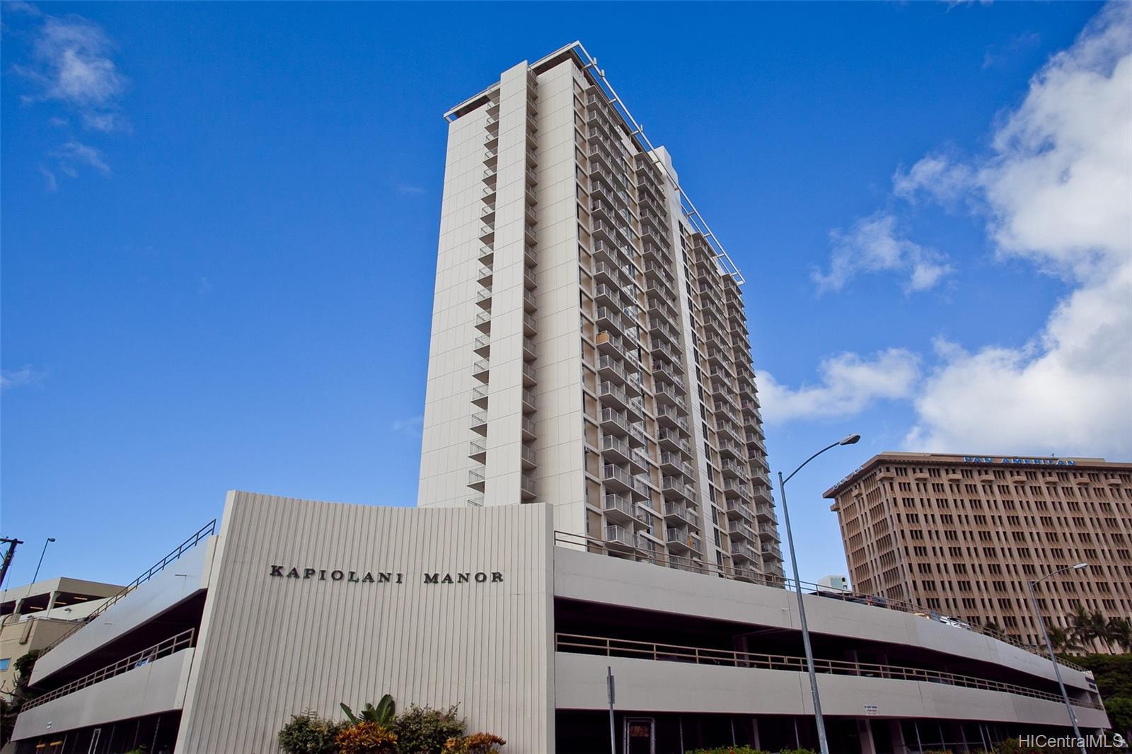 Kapiolani Manor condo # 1104, Honolulu, Hawaii - photo 24 of 25