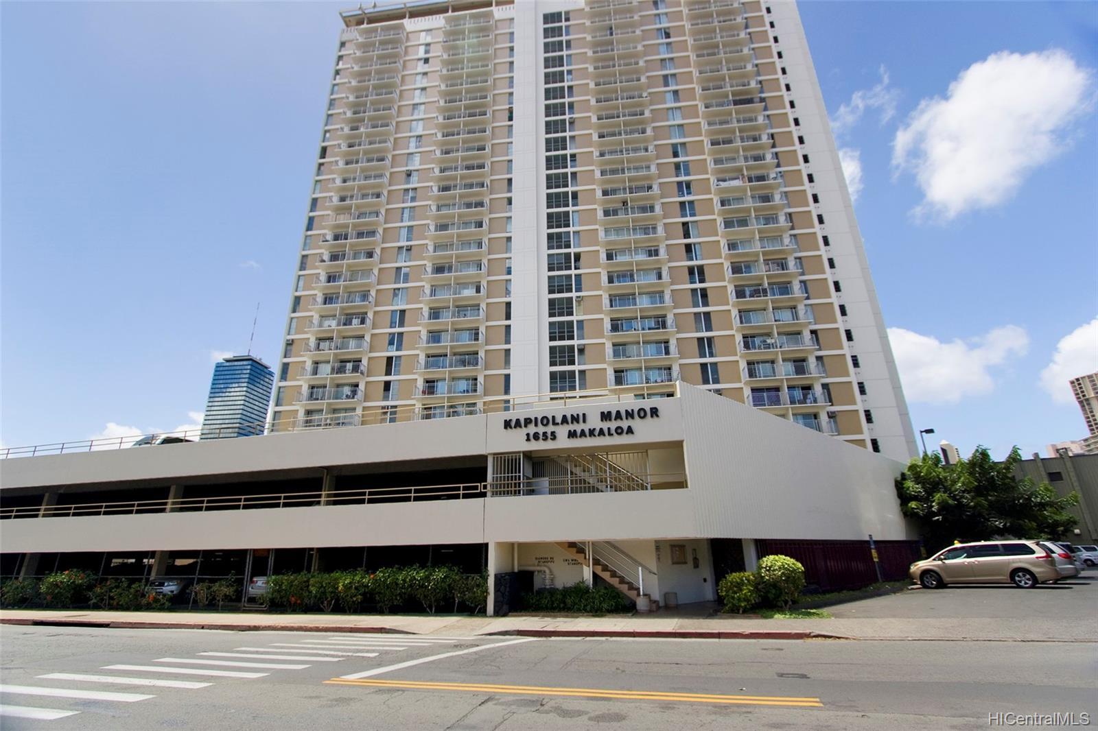 Kapiolani Manor condo # 1203, Honolulu, Hawaii - photo 23 of 24