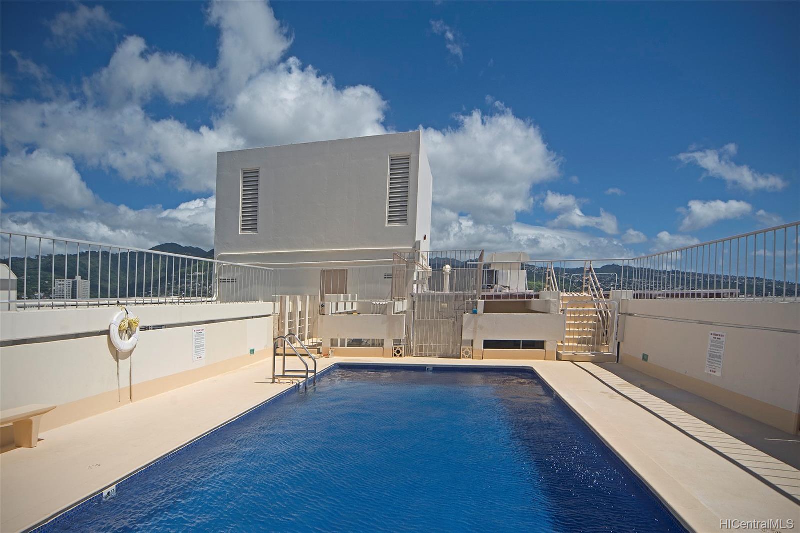 Kapiolani Manor condo # 1414, Honolulu, Hawaii - photo 23 of 25