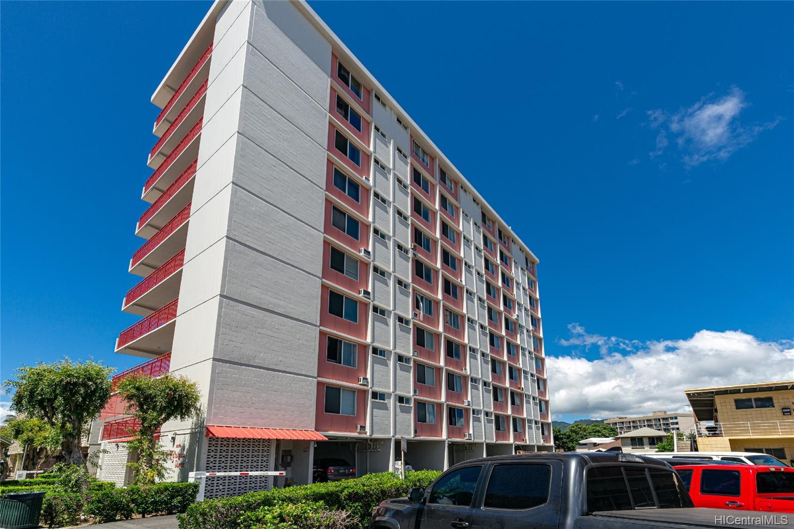Kalakaua Sands condo # 402, Honolulu, Hawaii - photo 16 of 16