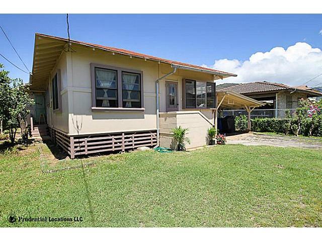 1670 Kino St Kalihi-lower, Honolulu home - photo 1 of 17