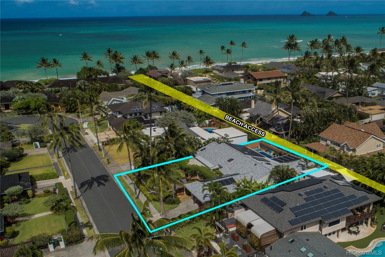 169  Kailuana Loop Beachside, Kailua home - photo 1 of 25