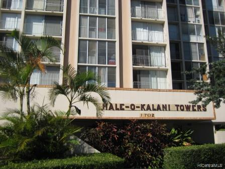 Hale O Kalani Towers condo #1208, Honolulu, Hawaii - photo 1 of 15