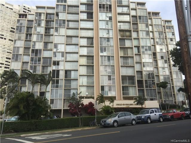 Hale O Kalani Towers condo #205, Honolulu, Hawaii - photo 1 of 11