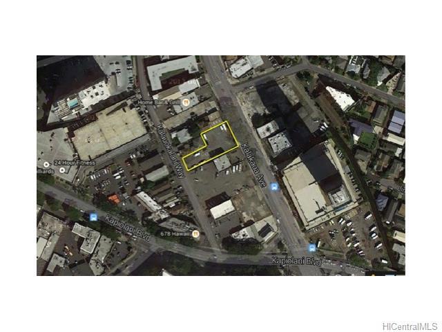 1705 Kalakaua Ave Honolulu, Hi 96826 vacant land - photo 0 of 4