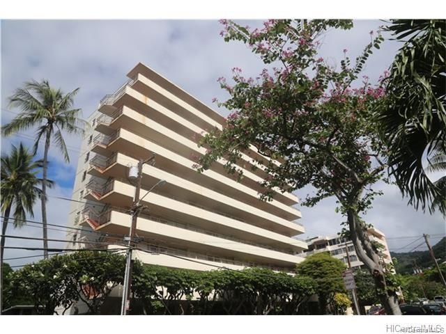 Oahuan Tower Ltd condo # 1001, Honolulu, Hawaii - photo 1 of 18