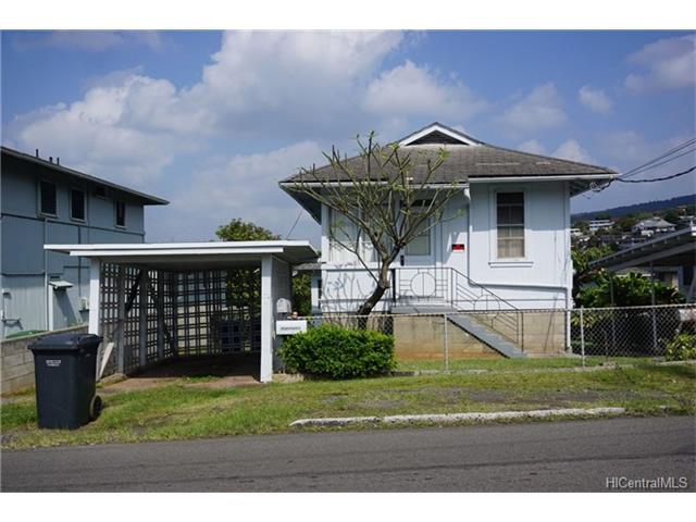 1712 Aupuni St Kamehameha Heights, Honolulu home - photo 1 of 9