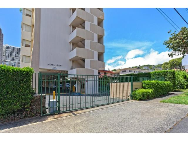 Mokulani Apts condo #801, Honolulu, Hawaii - photo 1 of 14