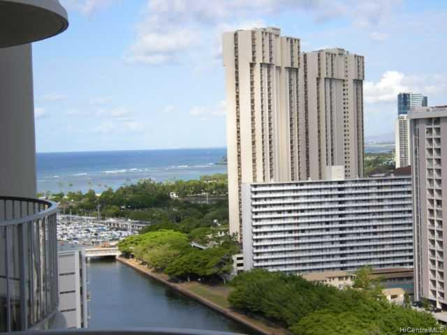 1717 Ala Wai condo # 2204, Honolulu, Hawaii - photo 1 of 8