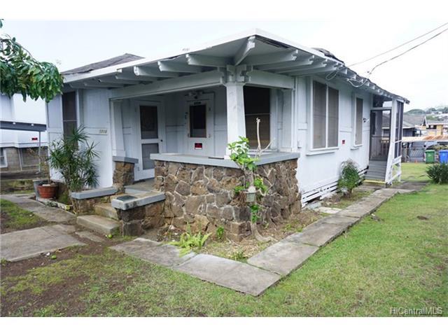 1718 Aupuni St Kamehameha Heights, Honolulu home - photo 1 of 10