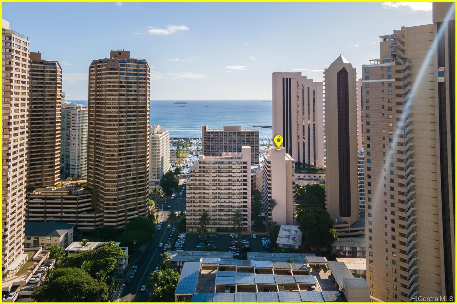Tradewinds Hotel Inc condo # 902A, Honolulu, Hawaii - photo 23 of 25