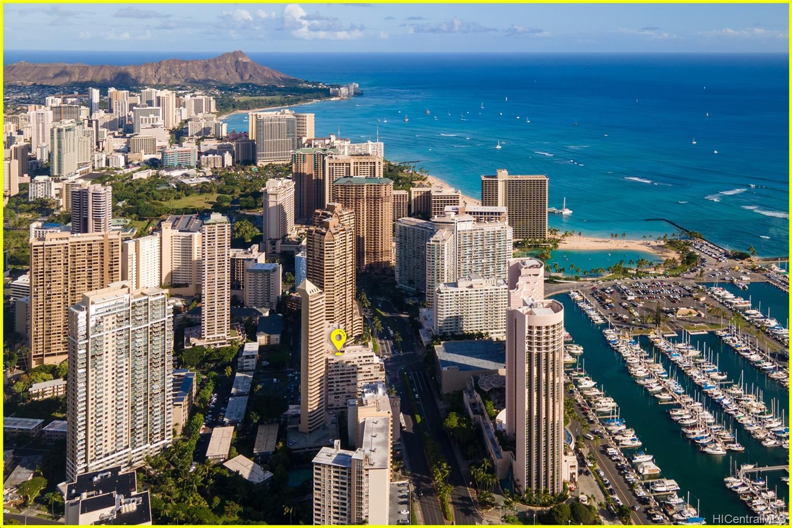 Tradewinds Hotel Inc condo # 902A, Honolulu, Hawaii - photo 24 of 25