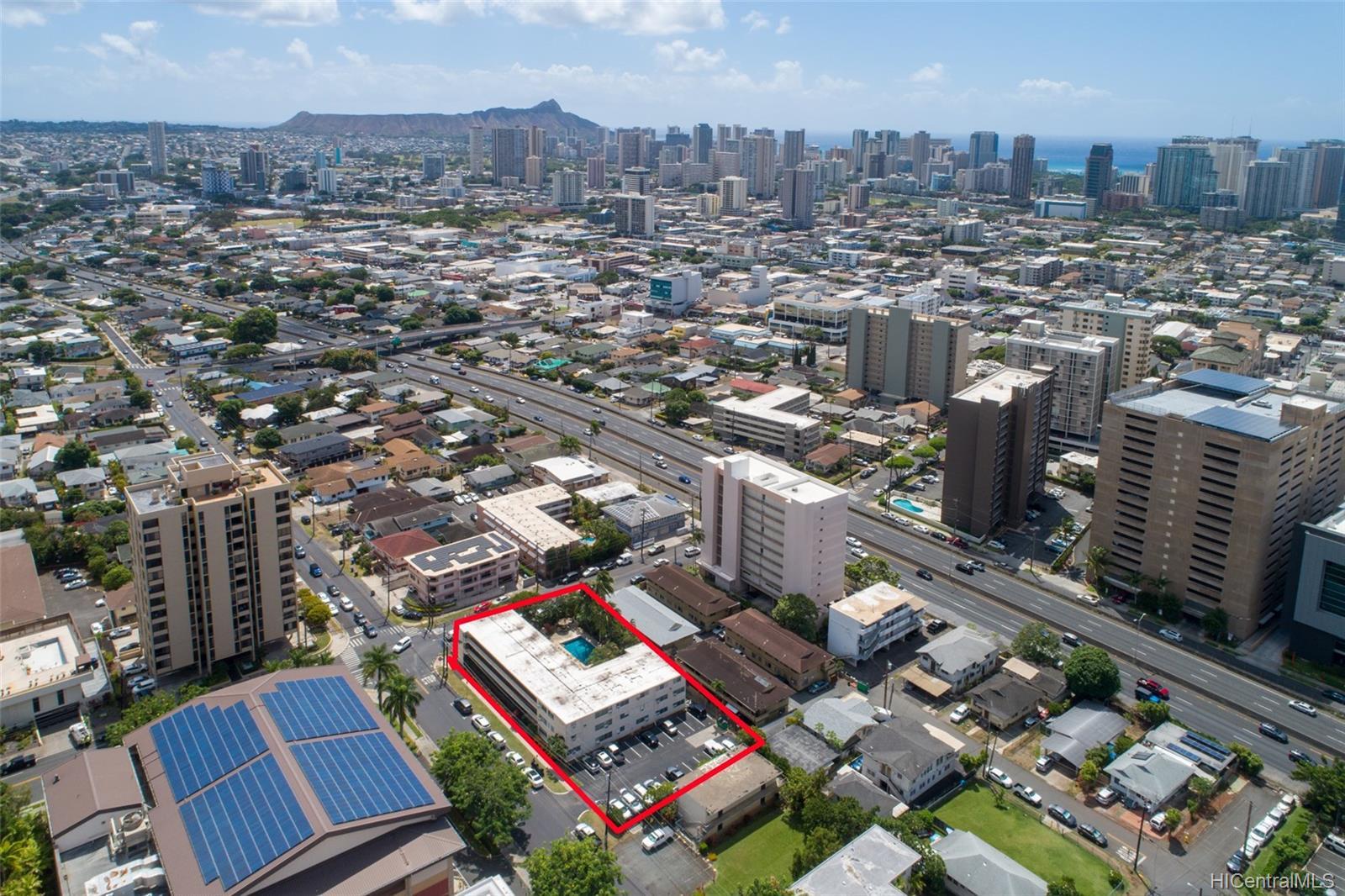 Tiare Apts condo # 206, Honolulu, Hawaii - photo 18 of 22