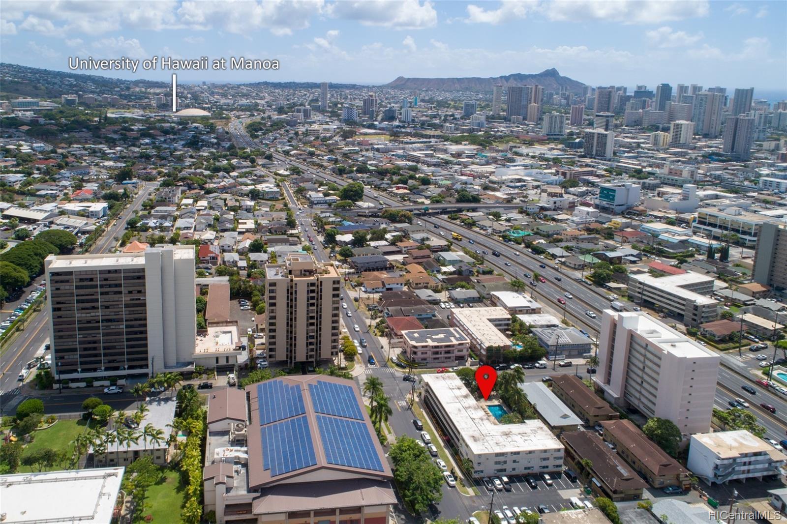 Tiare Apts condo # 206, Honolulu, Hawaii - photo 19 of 22