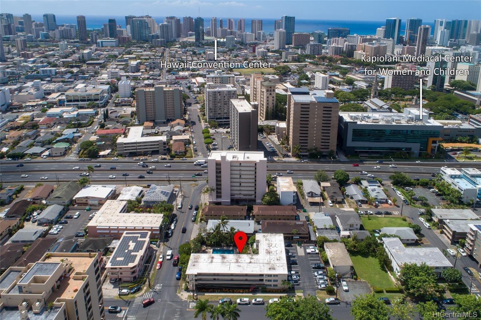 Tiare Apts condo # 206, Honolulu, Hawaii - photo 20 of 22