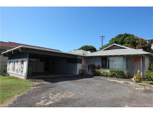 1738  Kapalama Ave Kamehameha Heights, Honolulu home - photo 1 of 7