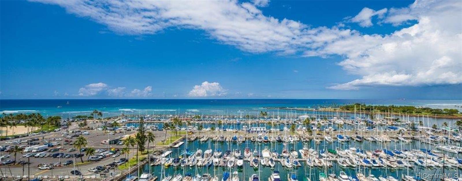 Ilikai Marina condo # 1384, Honolulu, Hawaii - photo 19 of 21