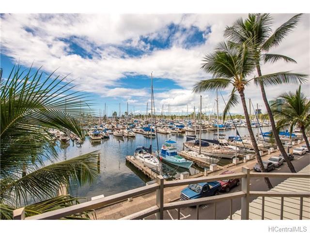 Ilikai Marina condo # 384, Honolulu, Hawaii - photo 9 of 10