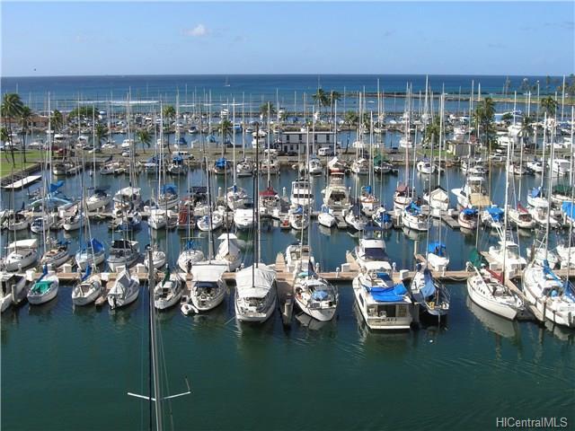 Ilikai Marina condo # 884, Honolulu, Hawaii - photo 1 of 15