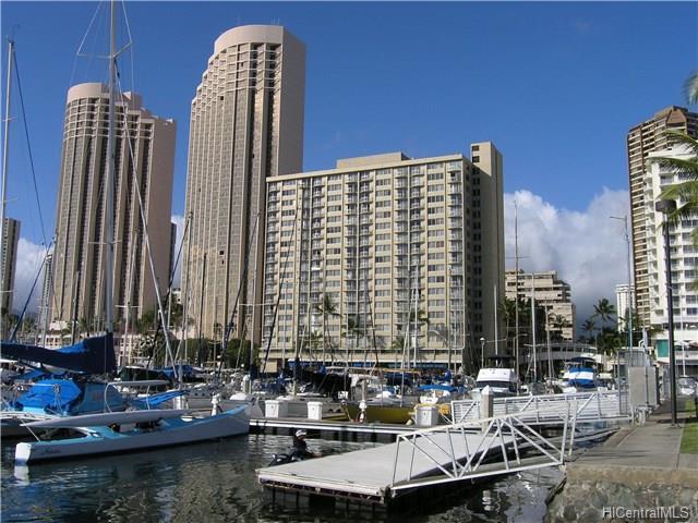 Ilikai Marina condo # 884, Honolulu, Hawaii - photo 15 of 15