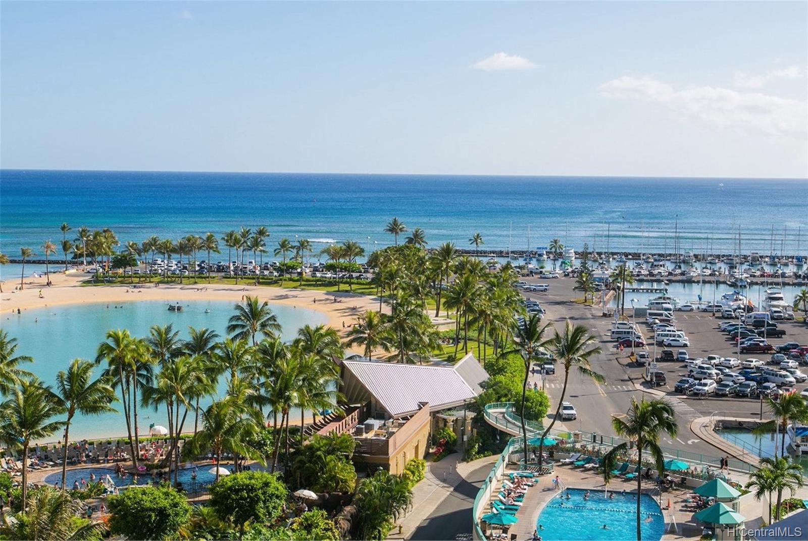 Ilikai Apt Bldg condo # 1022, Honolulu, Hawaii - photo 1 of 9