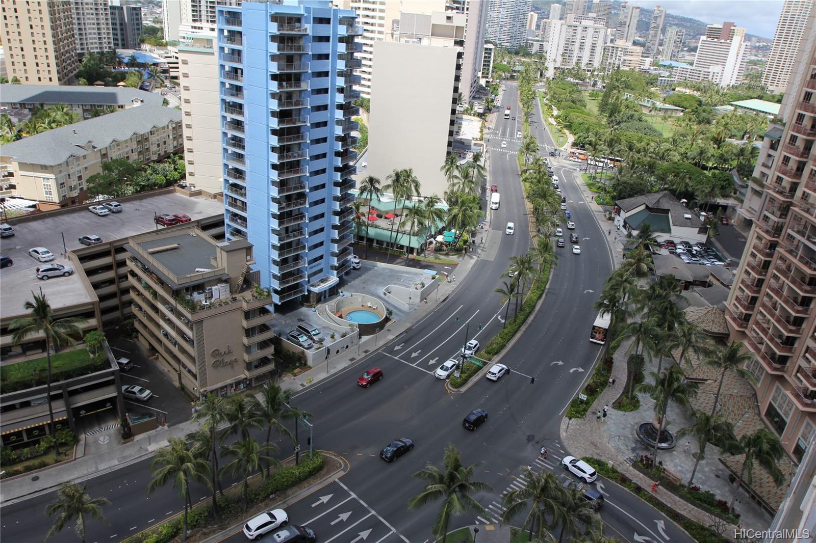Ilikai Apt Bldg condo # 1721, Honolulu, Hawaii - photo 15 of 21