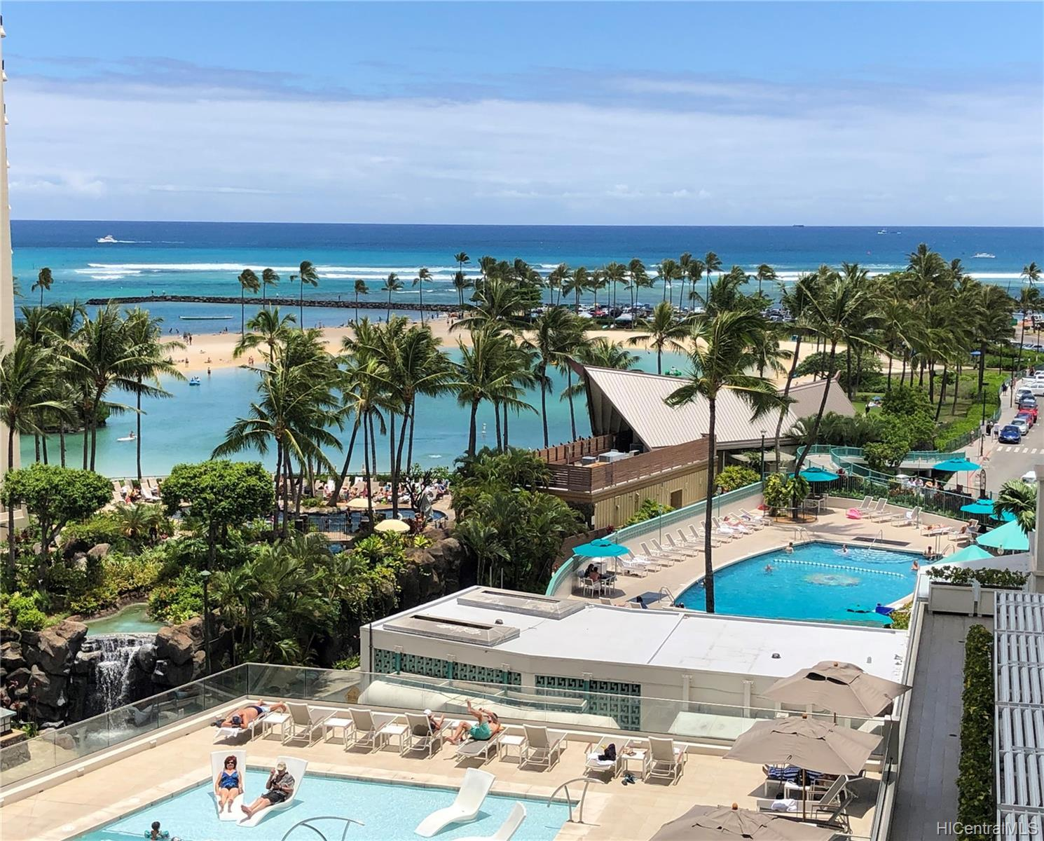 Ilikai Apt Bldg condo # 612, Honolulu, Hawaii - photo 2 of 20