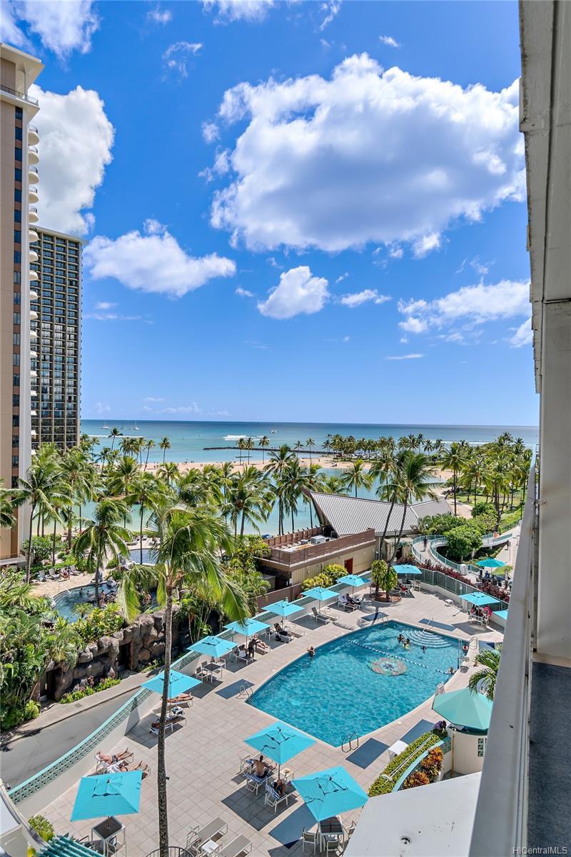 Ilikai Apt Bldg condo # 640, Honolulu, Hawaii - photo 2 of 23