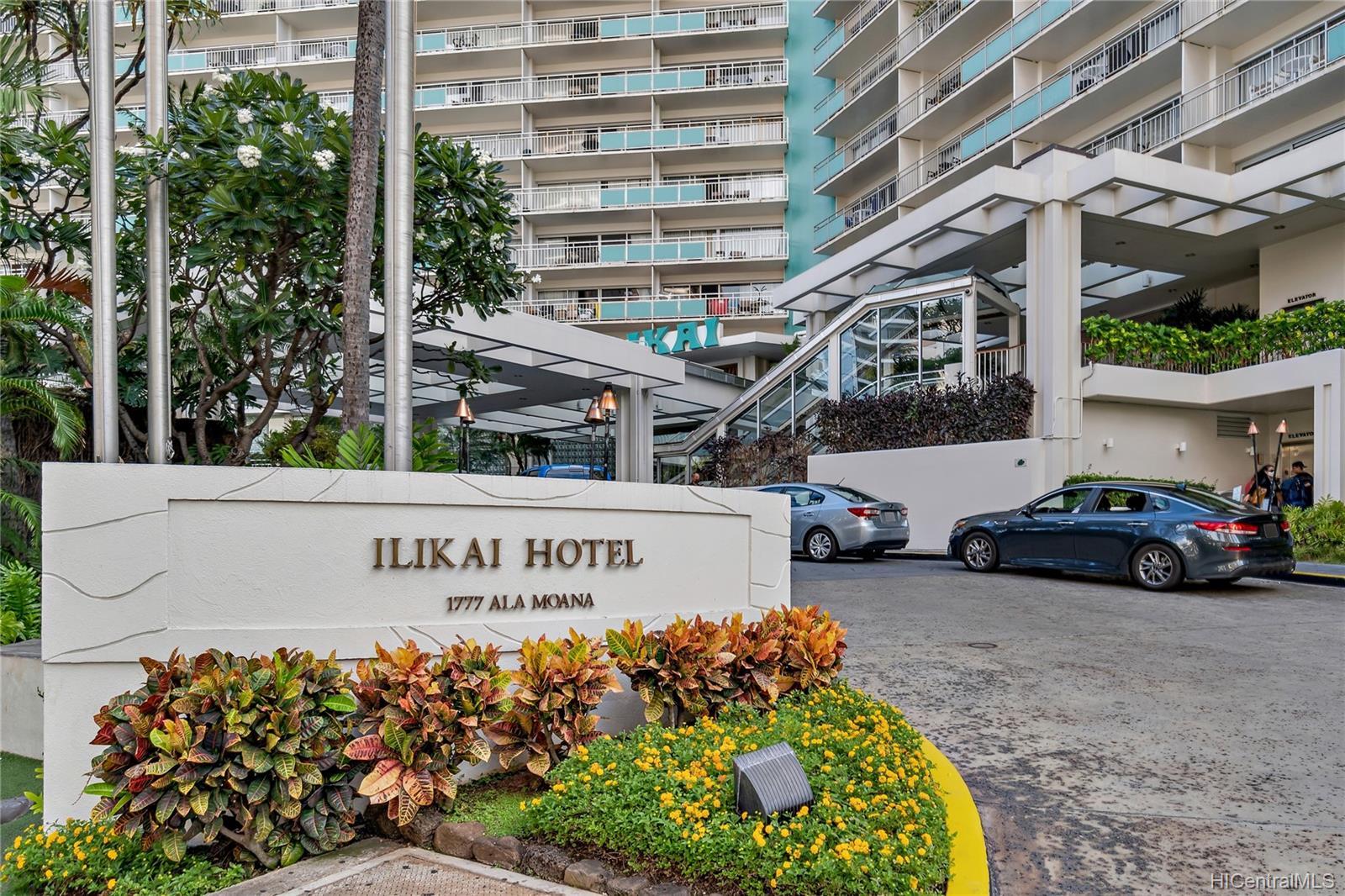 Ilikai Apt Bldg condo # 640, Honolulu, Hawaii - photo 23 of 23