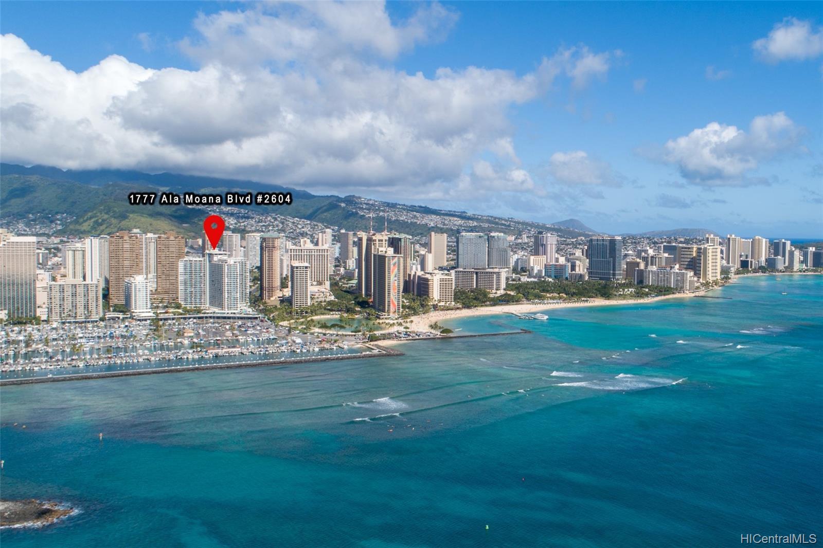 Ilikai Apt Bldg condo # PH2604, Honolulu, Hawaii - photo 15 of 17