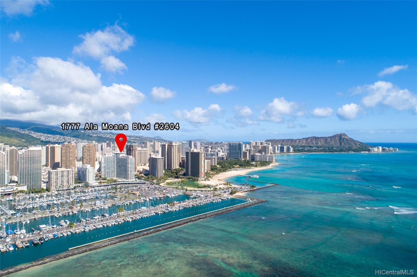 Ilikai Apt Bldg condo # PH2604, Honolulu, Hawaii - photo 8 of 17