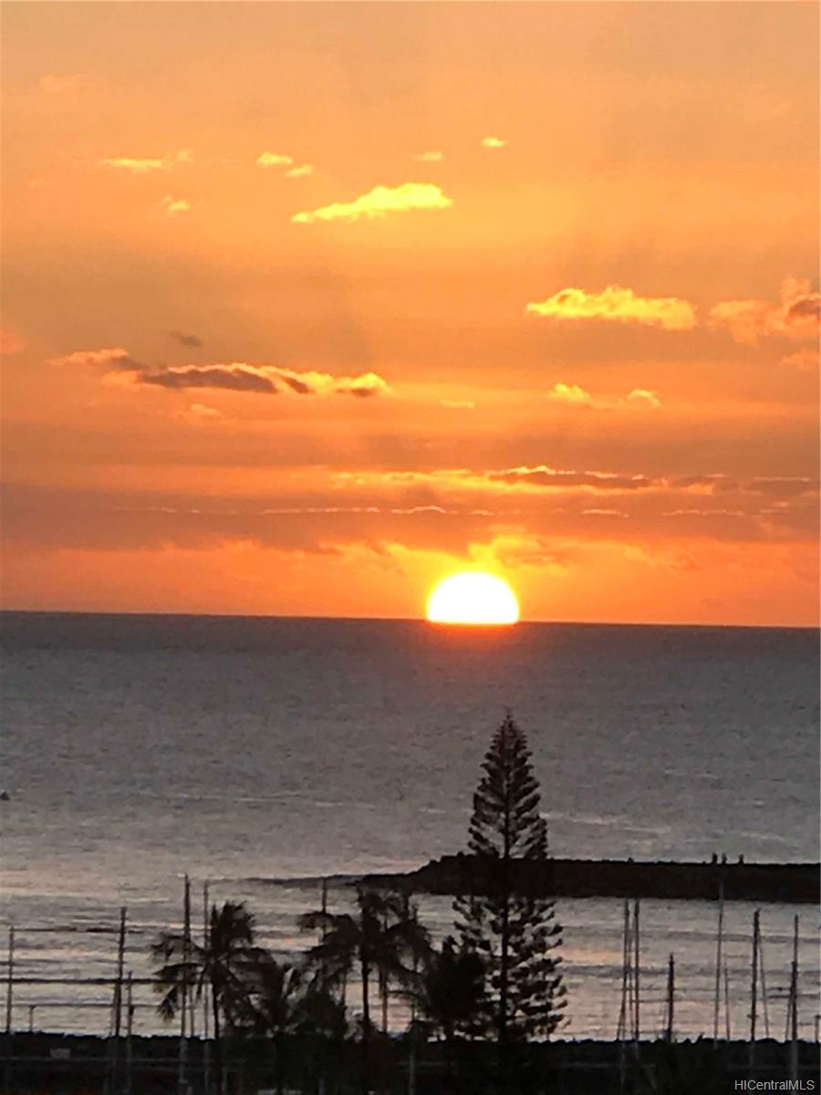 Discovery Bay condo # 1211, Honolulu, Hawaii - photo 1 of 24