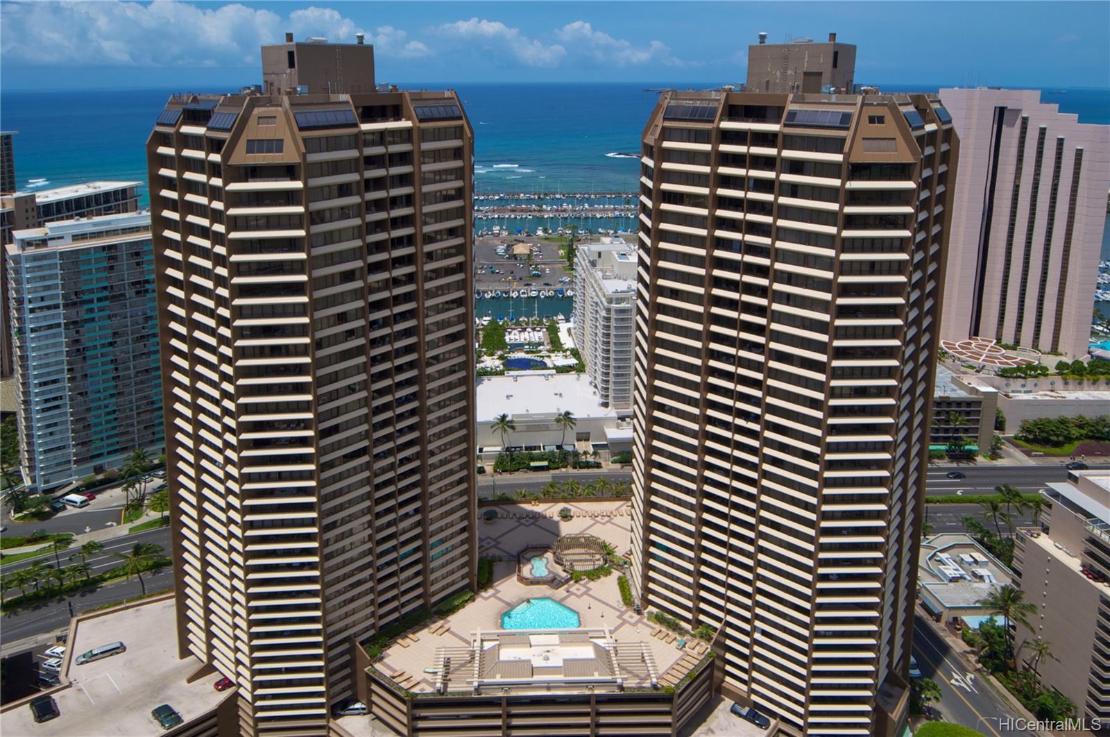 Discovery Bay condo # 3017, Honolulu, Hawaii - photo 13 of 21