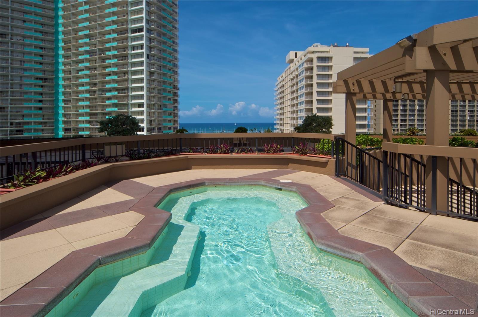 Discovery Bay condo # 3017, Honolulu, Hawaii - photo 17 of 21