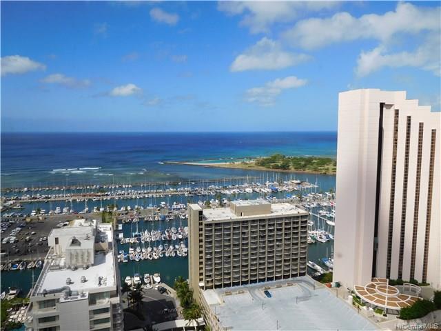 Discovery Bay condo # 3603, Honolulu, Hawaii - photo 1 of 13