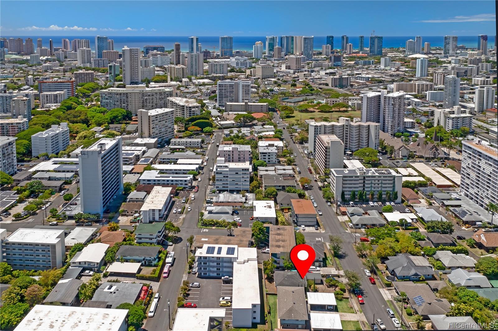 1809  Makiki Street Makiki Area, Honolulu home - photo 1 of 25