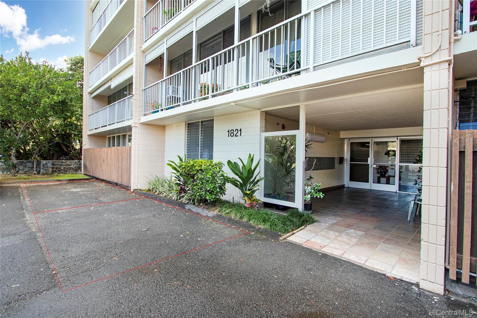 Makiki Hillside condo # 205, Honolulu, Hawaii - photo 21 of 25
