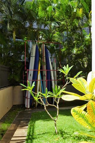 Hawaiiana Gardens condo # 102, Honolulu, Hawaii - photo 12 of 14