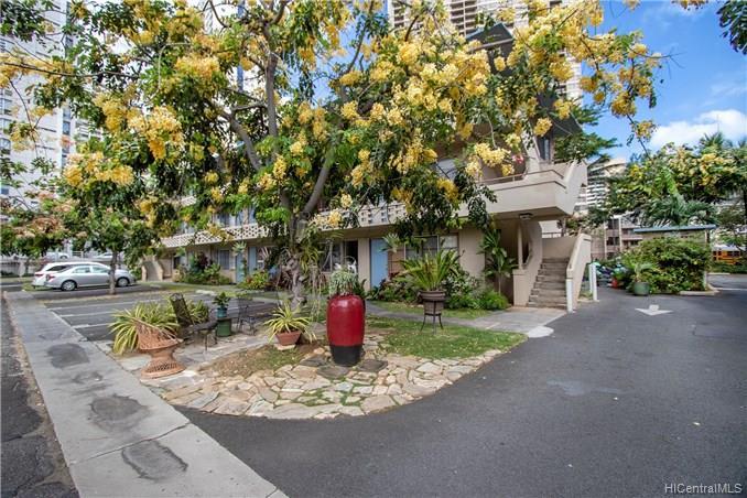 Hawaiiana Gardens condo # 206, Honolulu, Hawaii - photo 15 of 22