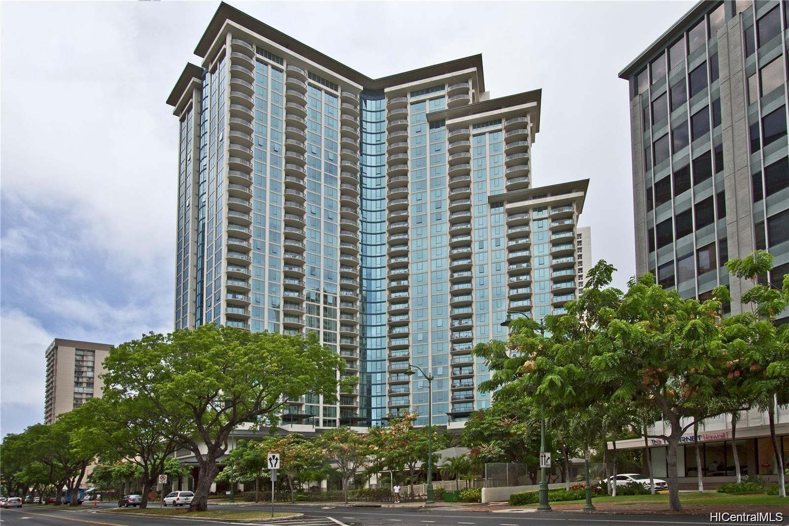 Allure Waikiki condo # 1203, Honolulu, Hawaii - photo 22 of 22