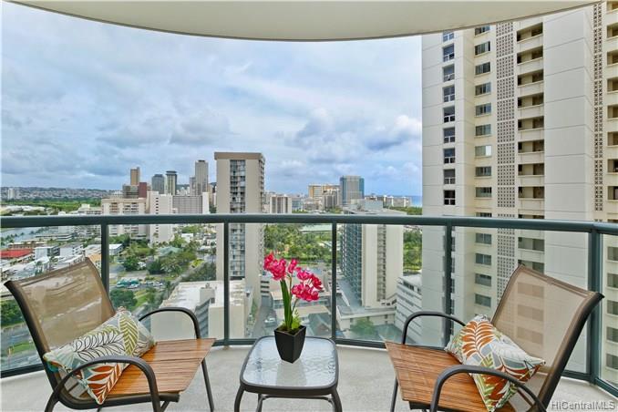 Allure Waikiki condo #2101, Honolulu, Hawaii - photo 0 of 15