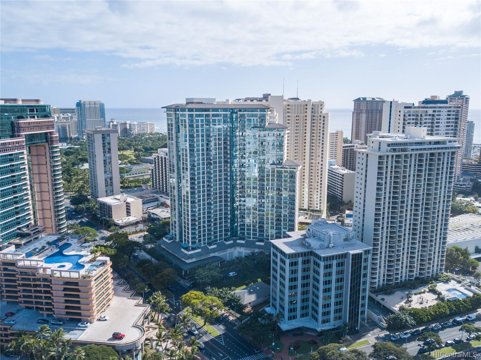 Allure Waikiki condo # 3001, Honolulu, Hawaii - photo 22 of 23
