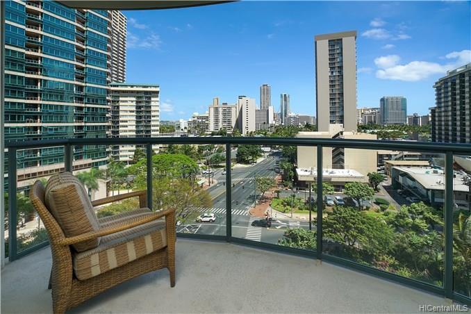 Allure Waikiki condo #904, Honolulu, Hawaii - photo 1 of 15