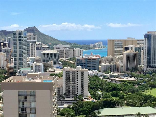 Allure Waikiki condo #PH 3501, Honolulu, Hawaii - photo 1 of 8